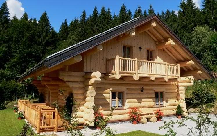 Cea mai ieftina cabana de lemn la doar 170 de euro, cabana se asambleaza in doar cateva zile!