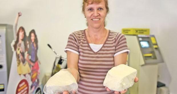 """""""Brânza de cauciuc din ulei de palmier"""", ultimul experiment social pe stomacul românilor! De la sapun, la brânza!"""