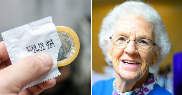 """Bătrâna de 81 de ani a mers la farmacie să cumpere un pachet de prezervative, dar farmacistul aproape a leșinat când i-a zis ce face cu ele: ,,Fiule, nu contează de care sunt, numai să se potrivească pe…"""""""