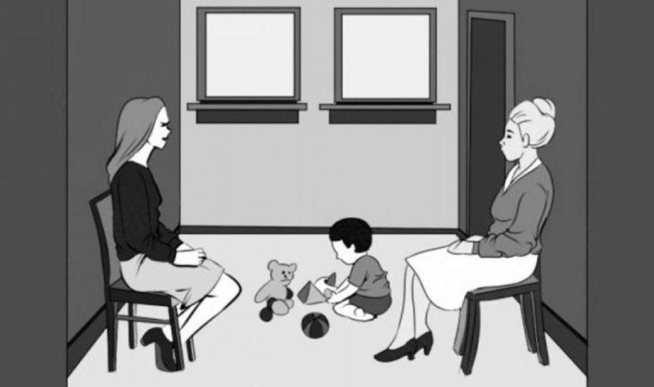 Testul care a innebunit tot globul. Care din femei e mama copilului? Raspunsul pe care il dai spune multe despre tine: