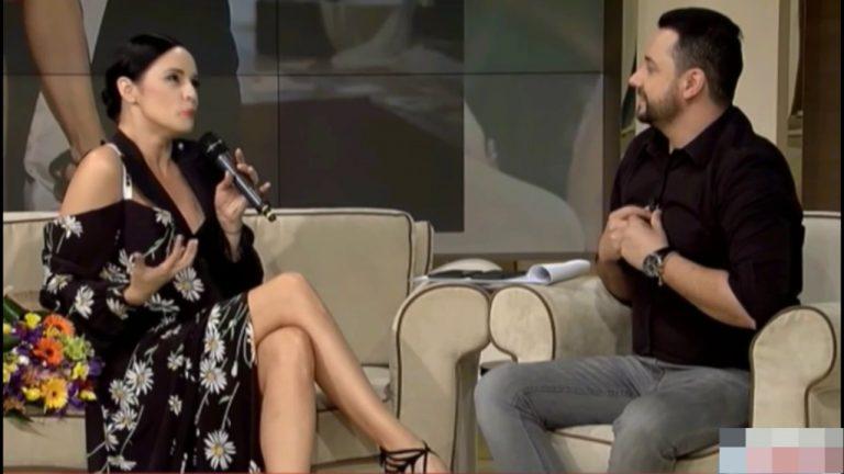 """Andreea MARIN aproape sa isi iasa din minti in emisiunea lui Catalin MARUTA: """"""""O sa ies din emisiune si nu o sa iti placa!"""" Ce a deranjat-o atat de tare pe """"Zana"""""""