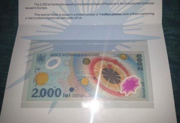 Mai ai acasa bancnote de 2000 Lei cu eclipsa de soare din 1999? Te poti imbogati rapid ! Iata cat valoreaza acum