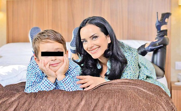 """Vesti noi despre baiatul bolnav de cancer al Magdei Vasiliu. Tatal micutului a facut anunțul: """"Vlad a…"""""""