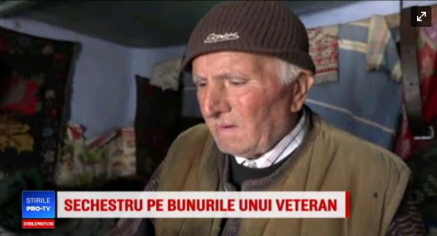 CUTREMURATOR !Un veteran de 92 de ani ar putea ajunge în închisoare. Ce făcea cu biletele CFR gratuite si de ce..