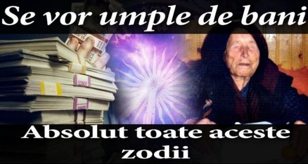 HOROSCOP: Zodiile următoare vor pune mâna pe norocul cel mare! Se îmbogăţesc!
