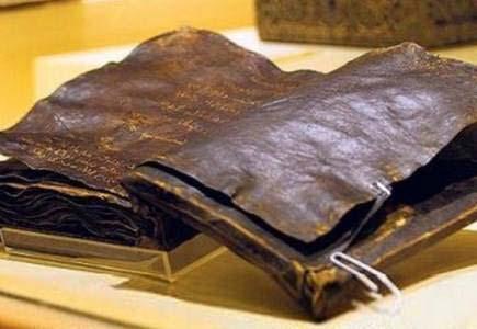 BOMBĂ LA VATICAN! O BIBLIE DE ACUM 1500 DE ANI CONFIRMĂ CĂ IISUS CHRISTOS NU A FOST CRUCIFICAT!