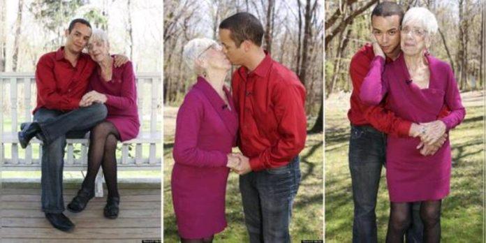 Cuplu care a stârnit controverse: el are 30 de ani, ea are 91 de ani. Cum l-a cucerit bătrâna…INCREDIBIL ASA CEVA!