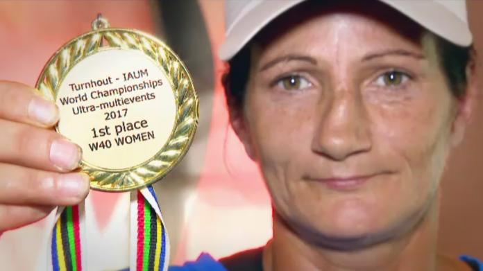 Ambiție fără limite! Muncește cu ziua prin sat, dar e campioană mondială! Povestea incredibilă a unei românce