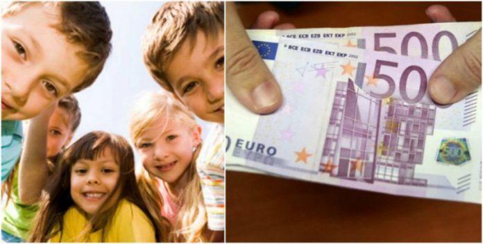 CEA MAI FRUMOASA VESTE pentru copii si parinti! Cinci sute de euro pentru fiecare copil din România! De când se dau banii