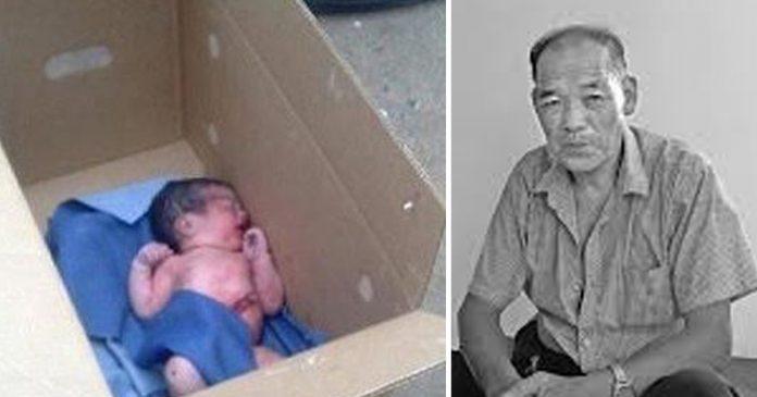 Bărbatul a găsit un copil pe stradă, într-o cutie de pantofi. Peste o săptămână a găsit un alt copil, i-a adoptat pe amândoi, dar abia peste 35 de ani a înțeles ce se întâmplă, cine erau copiii și ce a făcut…..