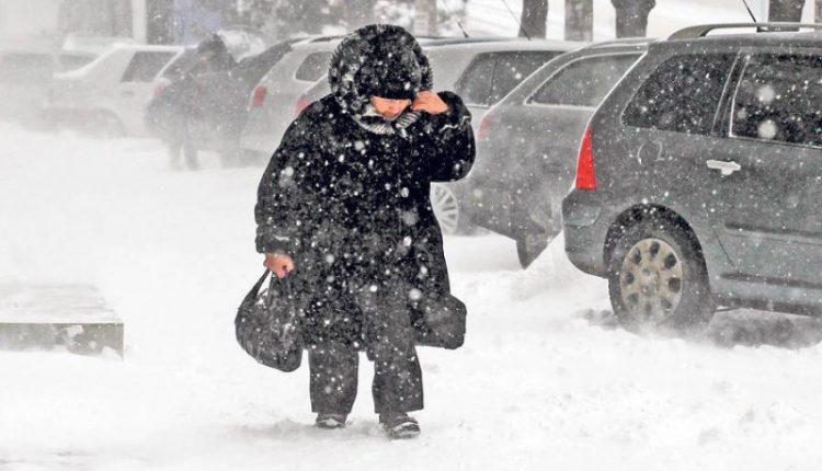 Veşti rele de la meteorologi. Un val de ger polar loveşte întreaga Europă. Vor fi căderi masive de zăpadă şi frig!