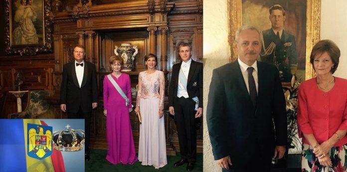 Casa Regala vrea 25 de milioane de Euro anual de la statul roman ! Culisele PACTULUI DE MILIOANE de euro intre Dragnea si cuplul Duda