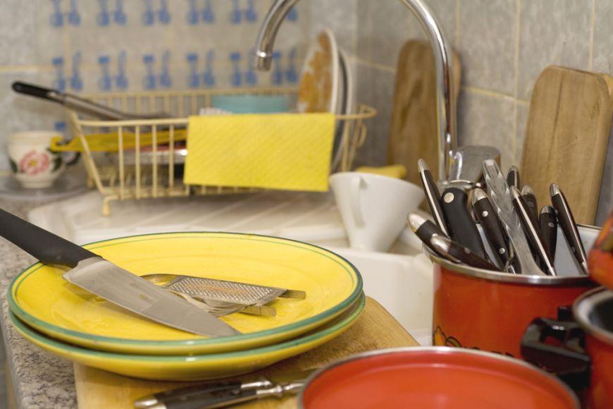 N-am putut să cred, dar acesta este cel mai murdar loc din casă. Este mai murdar chiar decât colacul de la toaletă!