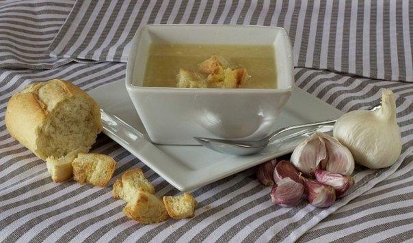 Supa de usturoi care e de 100 de ori mai puternica decat unele antibiotice. Te mentine sanatos