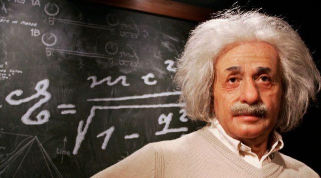 Testul de inteligență al lui Albert Einstein, vechi de un secol