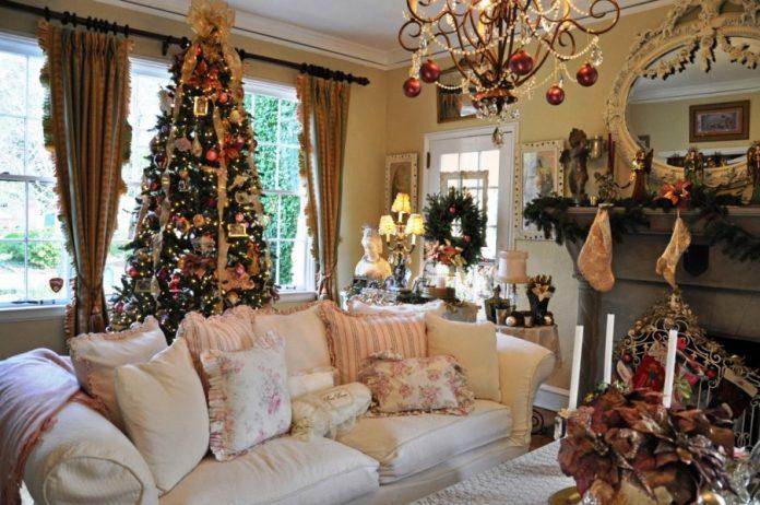SIGUR O SA ÎȚI PARA RĂU DACĂ NU AFLI ASTA ! 7 paşi ca să îţi decorezi casa de Crăciun