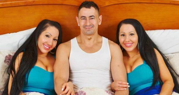 Gemenele identice dorm în același pat, au împărțit același bărbat timp de 5 ani, dar acum toată lumea e scandalizată! Uite ce încearcă surorile să facă cu el. Îi cer ceva de neconceput și el crede că e cel mai normal lucru…