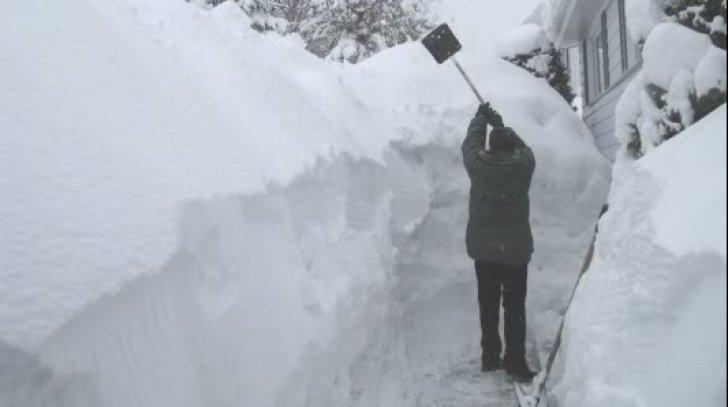 Avertisment de la meteo: Urmează cea mai geroasă iarnă din ultimii ani