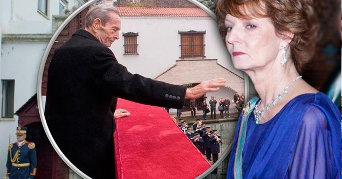 Principesa Margareta, dată afară din Palatul Elisabeta! Fiica cea mare a Regelui Mihai nu mai are voie să locuiască aici!