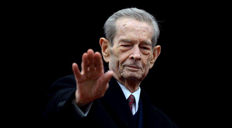 Regele Mihai a murit la 96 de ani. Trupul Monarhului va fi depus la Castelul Peleș