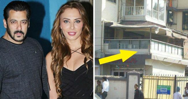 """Iată cum arată vila în care Iulia Vântur s-a iubit cu Salman Khan. La exterior pare o casă dărăpânată, dar în interior totul este de vis! Actorul o ținea pe Iulia doar în """"puf"""""""