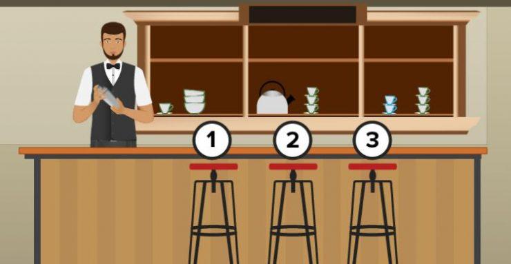Alege un scaun și află ce fel de persoană ești când te îndrăgostești – Pe ce scaun te-ai așeza?