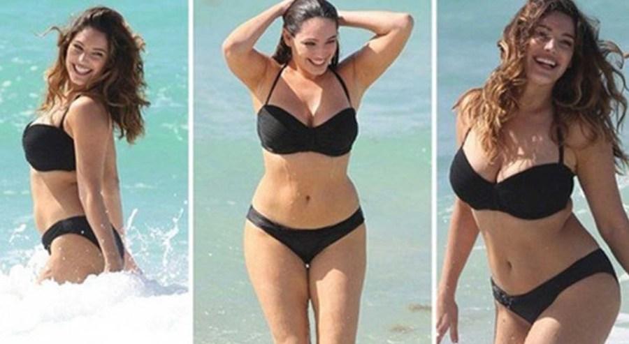 Nu schilodiți și înfometați femeile! Oamenii de stiinta au decis! Asa arata corpul ideal al unei femei: Priviți!