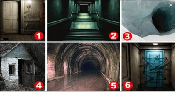 Test psihologic: Pe care ușă ți-e teamă să intri? Răspunsul va dezvălui lucruri noi depre tine…