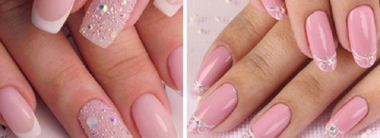 Gingășia pură în câteva idei excelente de manichiură în nuanțe roz.
