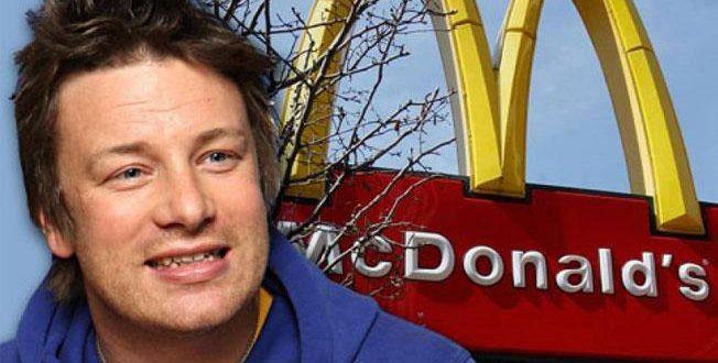Jamie Oliver a castigat procesul cu McDonalds! Mâncarea lor nu este comestibila!