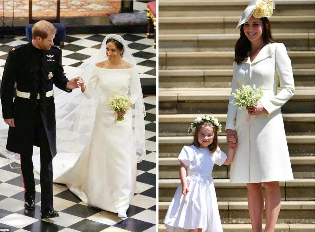 Ce cadou special i-a făcut Meghan cumnatei sale, Kate, în ziua nunții cu Prințul Harry? Asa se rasfata printesele intre ele! Surpriza este superba si toata lumea intreaba cat a costat: