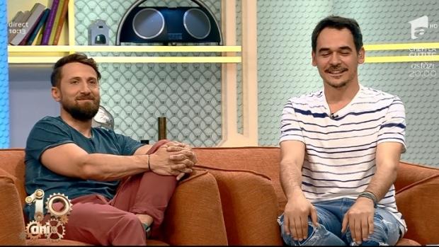 Răzvan Simion şi Dani Oţil, înlocuiţi la Neatza. Anunţul a fost făcut în emisiune