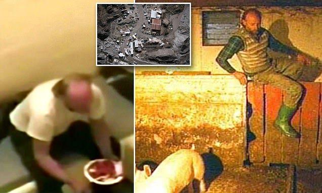 Cumparau carne de la ferma de porci a lui Robert, dar s-au ingrozit cand au aflat ce era de fapt! 49 de femei au fost victimele criminalului, care are acum un singur regret! Uite ce le-a făcut sărmanelor femei: