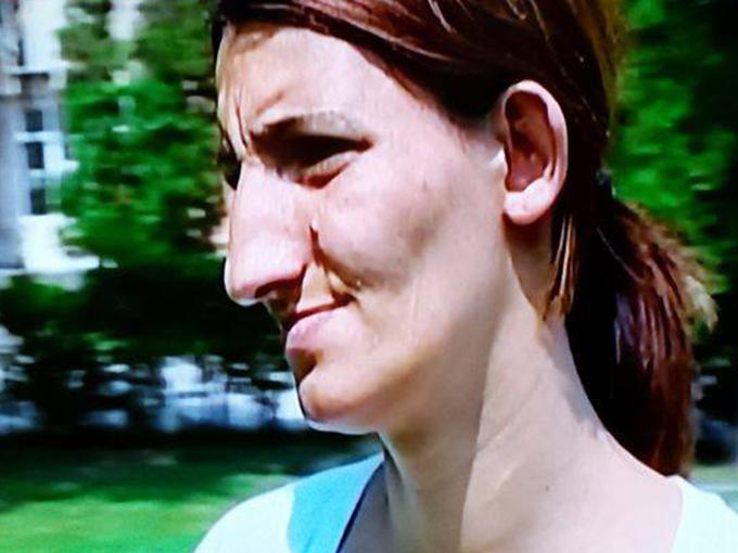 """Ţi-o mai aminteşti pe Nadia, femeia numită """"Vrăjitoarea"""" de la """"Frumuseţe pe muchie de cuţit""""? Cum arată la şapte ani de la terminarea emisiunii: Ce schimbare!"""